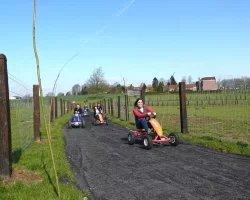 """La Ligule - Circuit """"Go-kart"""" à la Ligule"""